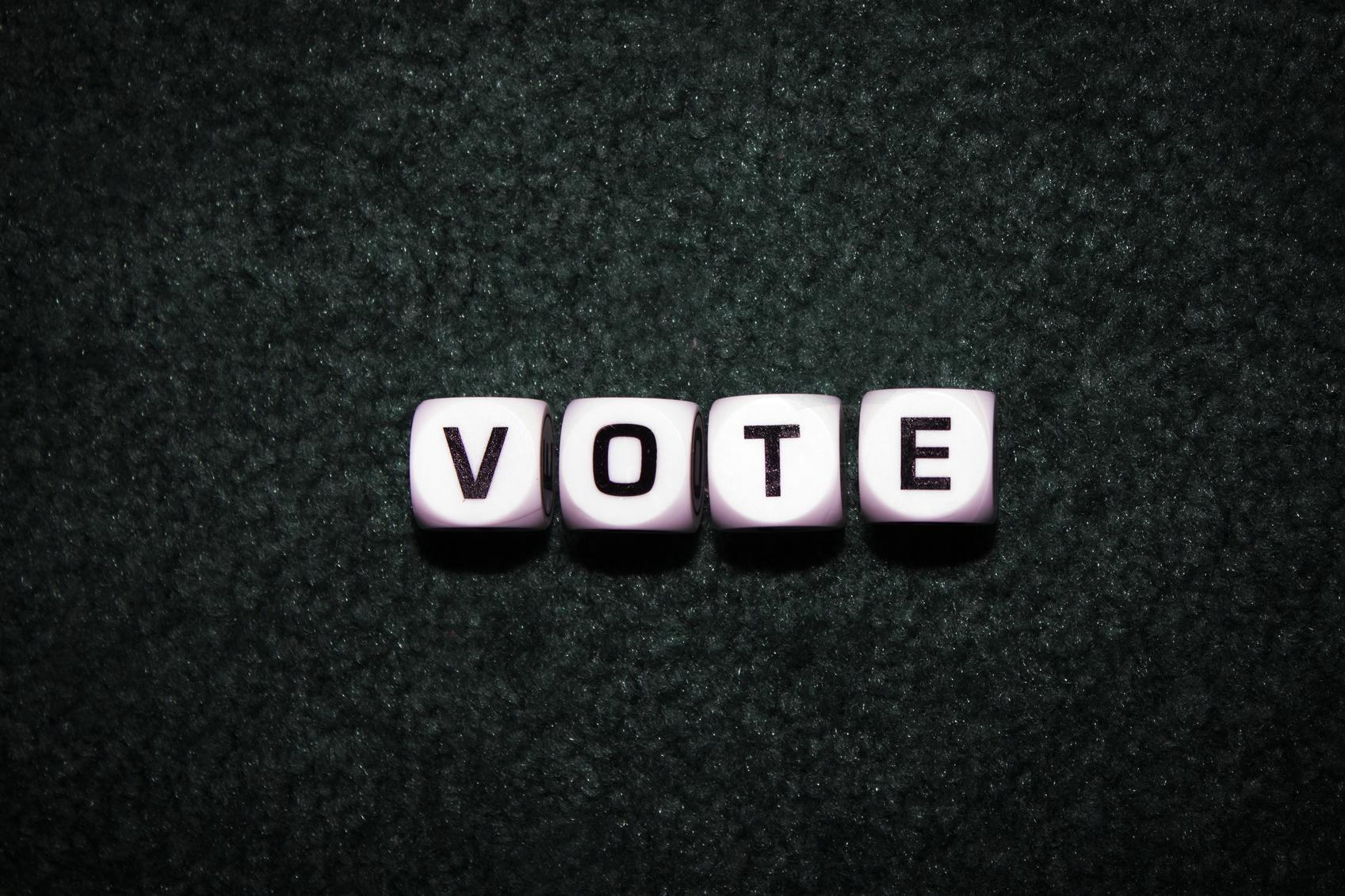 Voter Registration Deadline ~ October 18th!